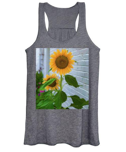 Urban Sunflower Women's Tank Top