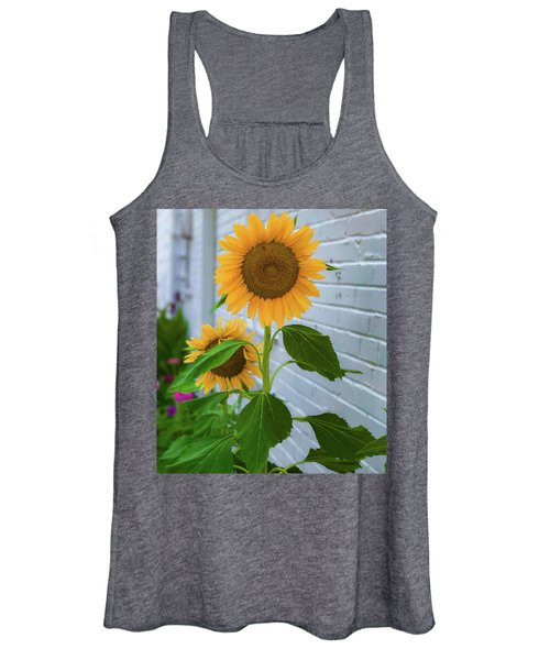 Urban Sunflower Women's Tank Top