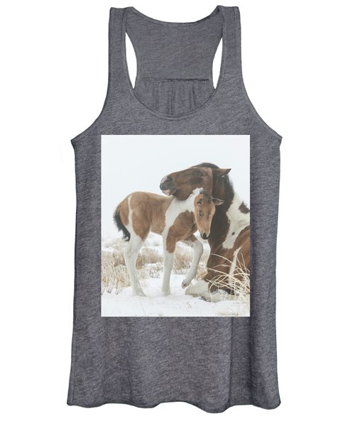 Valentine Filly Women's Tank Top