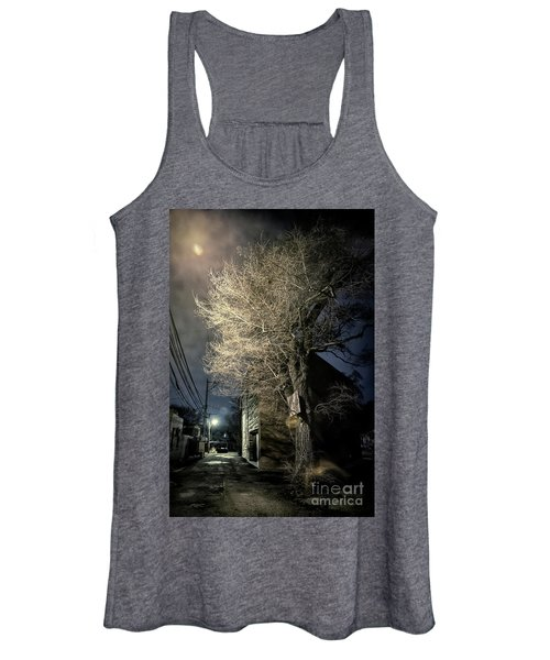If Trees Could Talk Women's Tank Top