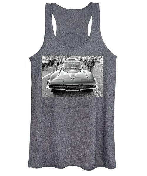 Vintage Corvette Women's Tank Top