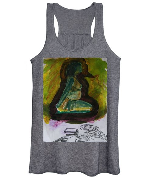 Waiting For Death Women's Tank Top