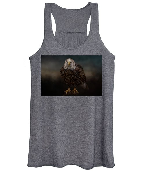 Waiting On The Storm Women's Tank Top