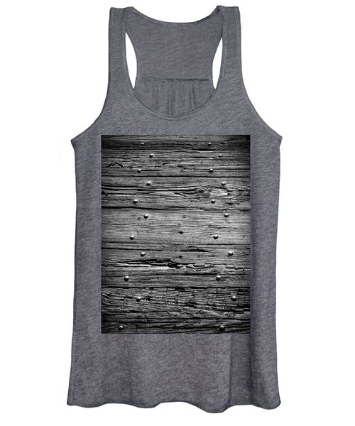 Weathered Women's Tank Top