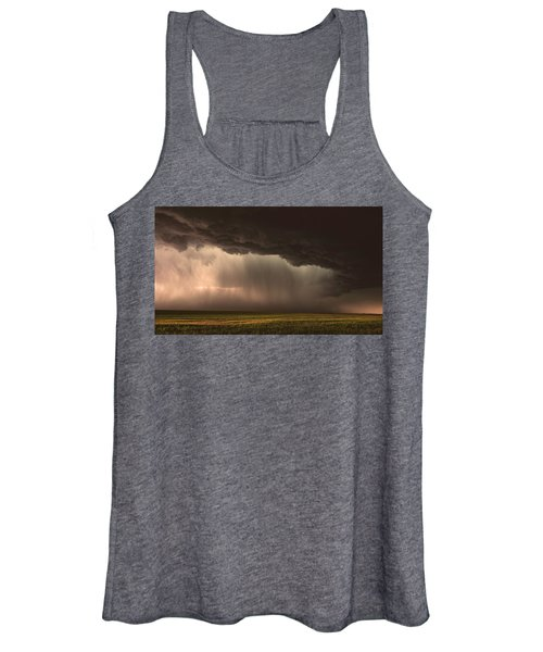 When Torrential Rains Fall Women's Tank Top