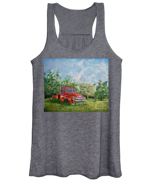 Where Are They? Women's Tank Top