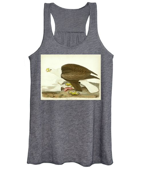 White-headed Eagle Women's Tank Top