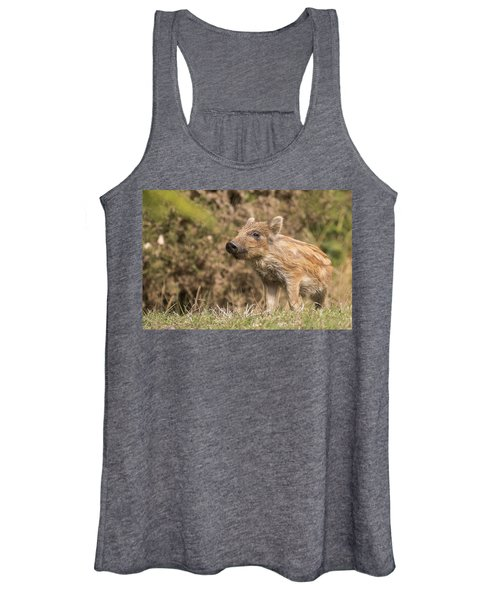 Wild Boar Humbug Women's Tank Top