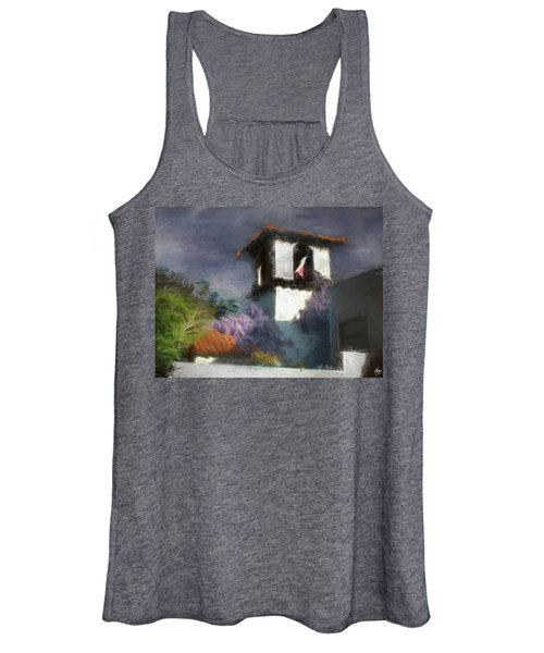 Wind In The Tower Washline Women's Tank Top
