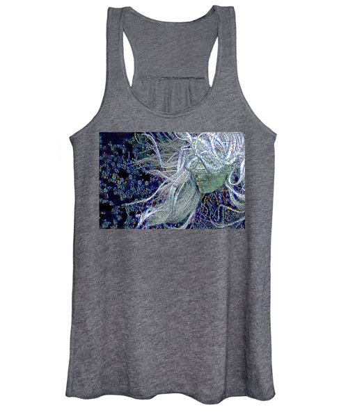 Winter Mood Women's Tank Top