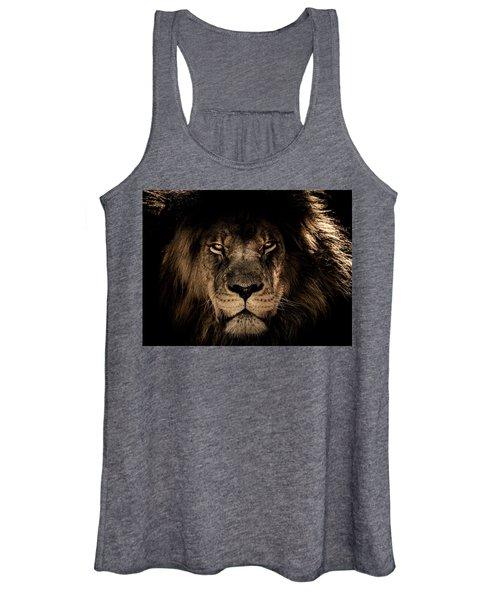 Wise Lion Women's Tank Top