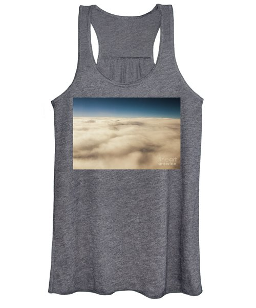 Wispy Heavens  Women's Tank Top