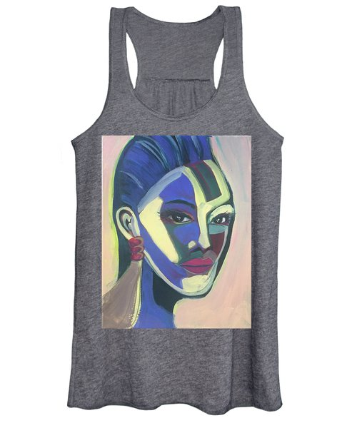 Woman Of Color Women's Tank Top