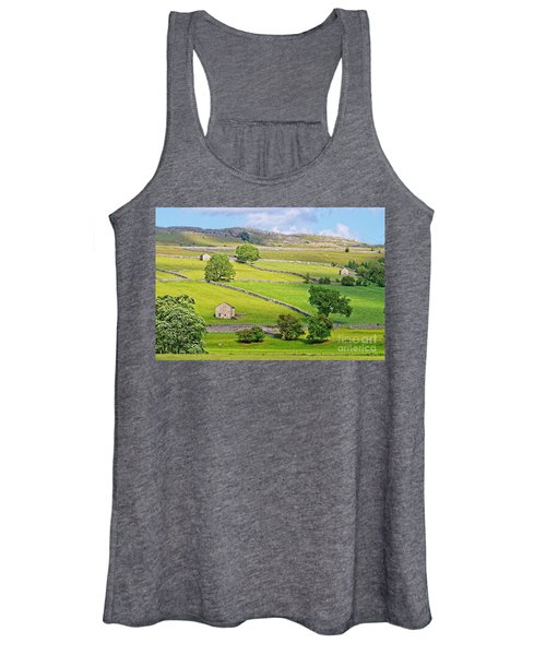 Yorkshire Dales Women's Tank Top