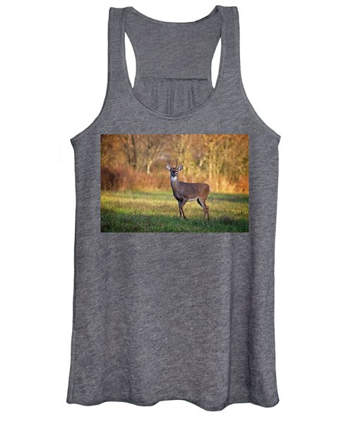 Young Buck Women's Tank Top
