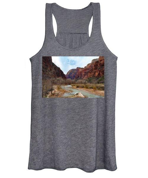 Zion Canyon Women's Tank Top