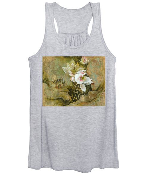 In Hiding Women's Tank Top