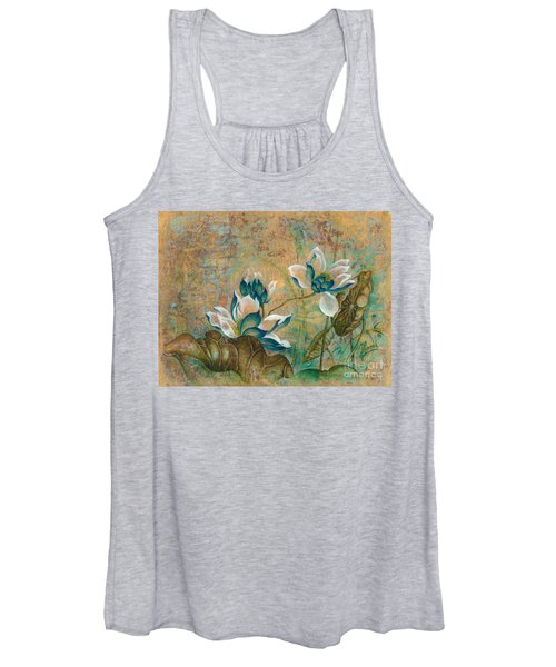 The Turquoise Incarnation Women's Tank Top