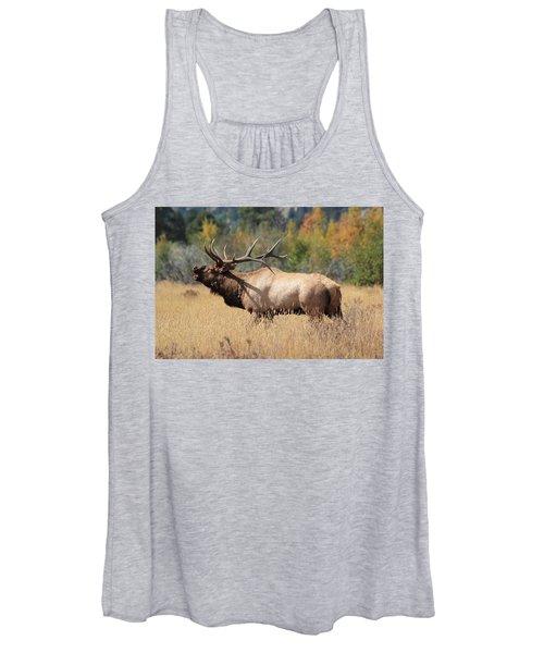 Bugling Bull Women's Tank Top