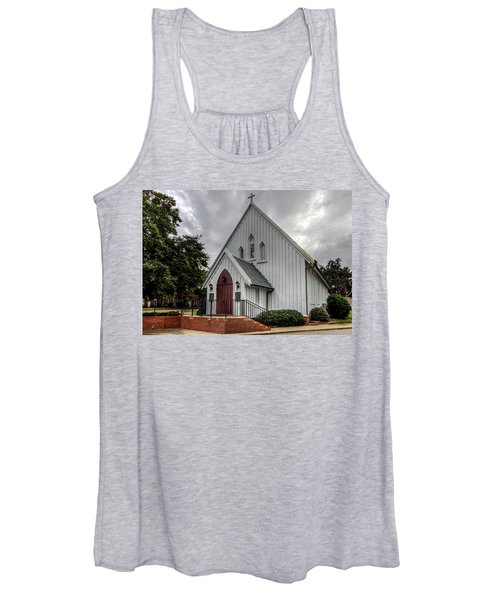Chapel Of The Centurion Women's Tank Top