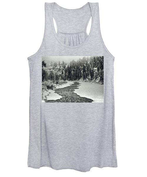 Colorado Winter Women's Tank Top