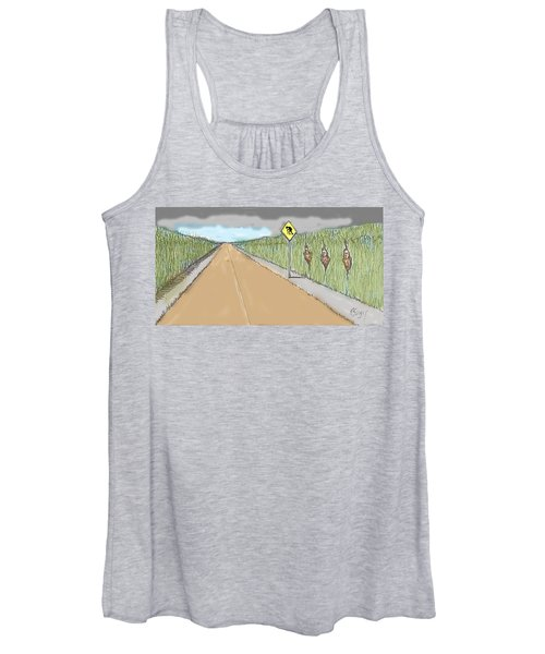 Coots Crossing Women's Tank Top