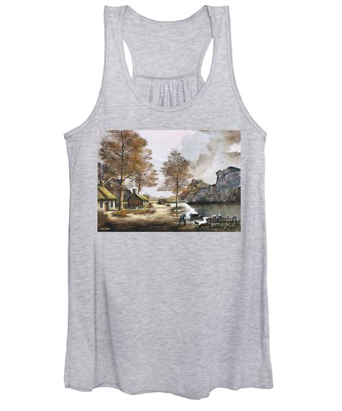 Crofters Cottages Women's Tank Top