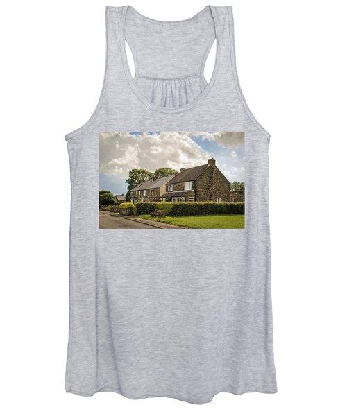 Derbyshire Cottages Women's Tank Top