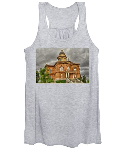Historic Placer County Courthouse Women's Tank Top