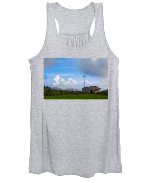 House At End Of The World Women's Tank Top