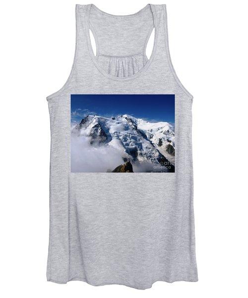 Mont Blanc - France Women's Tank Top