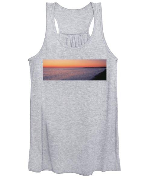 Ocean At Sunset, Provincetown, Cape Women's Tank Top