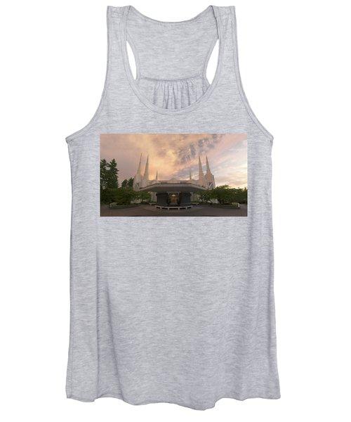Portland Temple Women's Tank Top