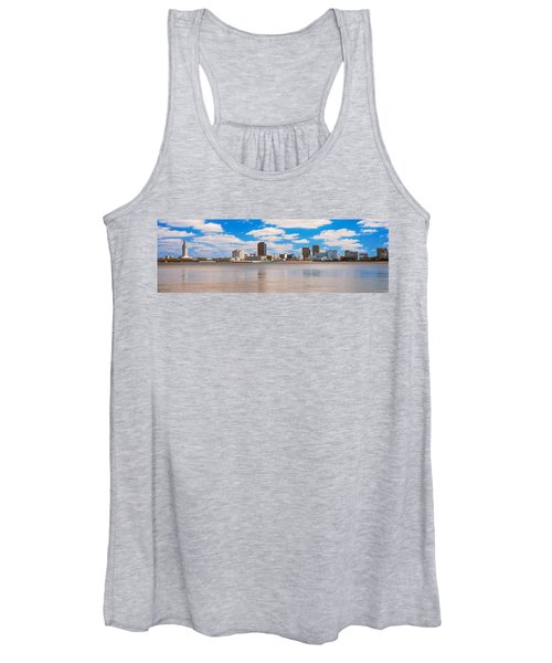 Skyscrapers At The Waterfront Women's Tank Top