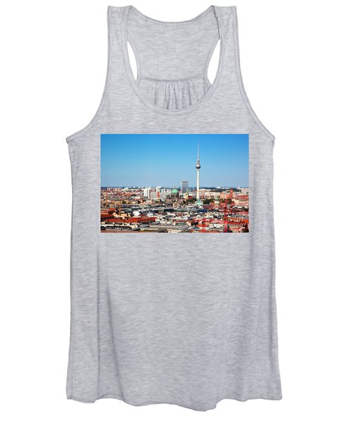 Berlin Panorama Women's Tank Top