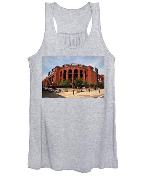 Busch Stadium - St. Louis Cardinals Women's Tank Top