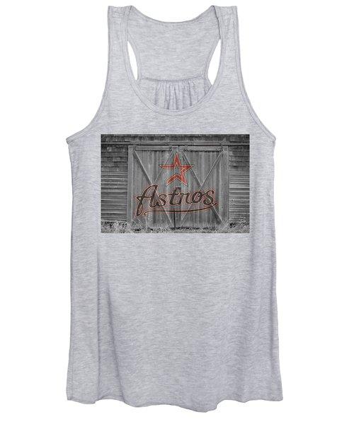 Houston Astros Women's Tank Top