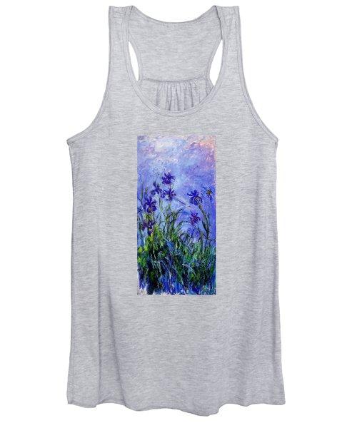 Irises Women's Tank Top
