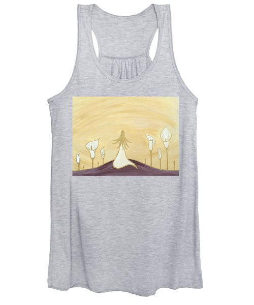 Lilies Of The Field Women's Tank Top