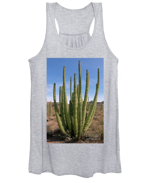 Organ Pipe Cactus Natl Monument Women's Tank Top