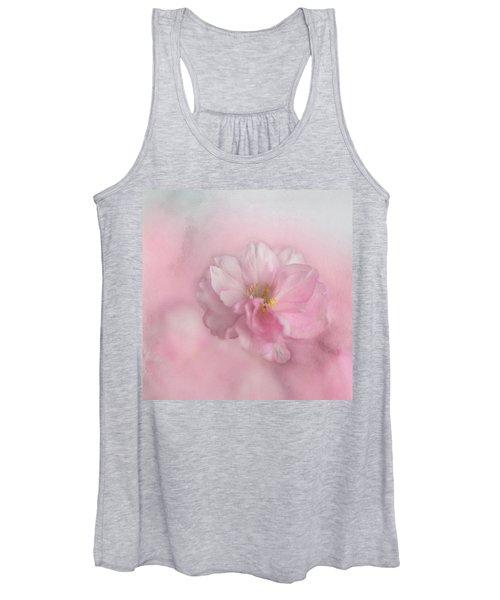 Pink Blossom Women's Tank Top