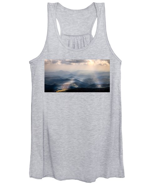 Sound The Trumpets Women's Tank Top