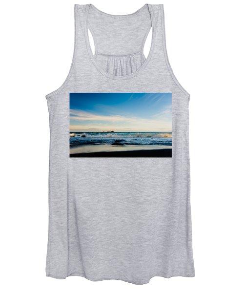 Sunlight On Beach Women's Tank Top