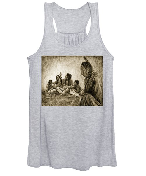 Tales Passed On Women's Tank Top
