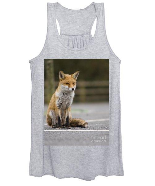 Fox Women's Tank Top