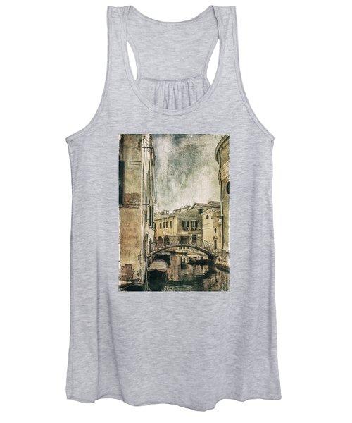 Venice Back In Time Women's Tank Top