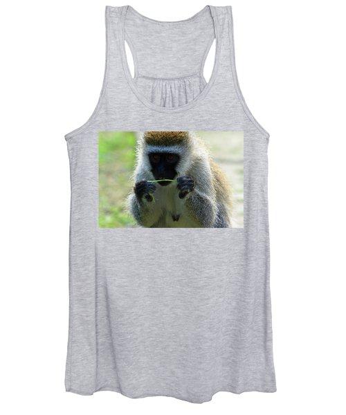 Vervet Monkey Women's Tank Top