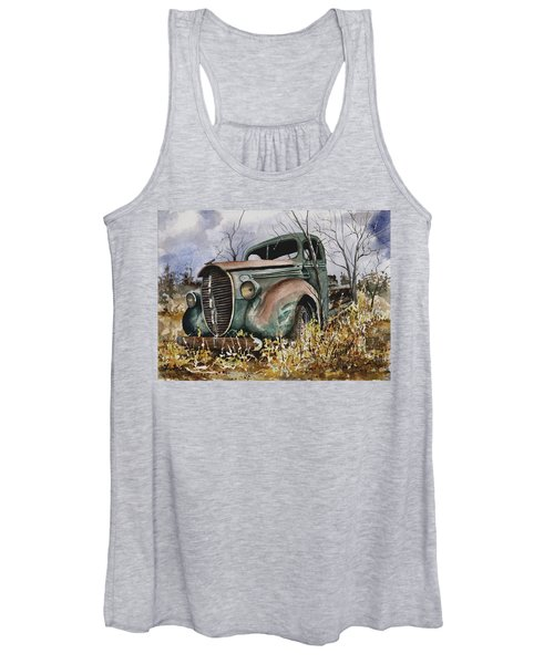 39 Ford Truck Women's Tank Top