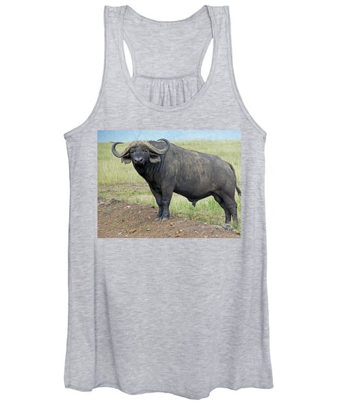 Cape Buffalo Women's Tank Top