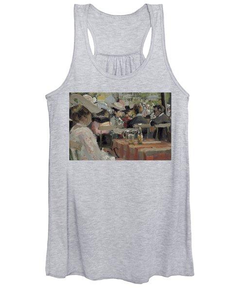 A Garden Restaurant Women's Tank Top